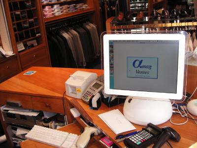 AlphaMag: au coeur de la boutique