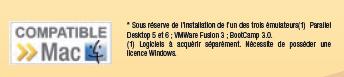 EBP Compatible Mac