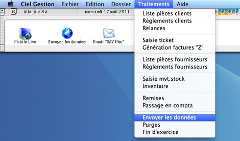 Ciel Gestion Commerciale Mac 2012 (18.0)
