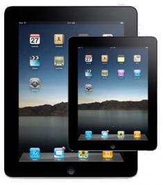 iPad et iPad mini&#160;?