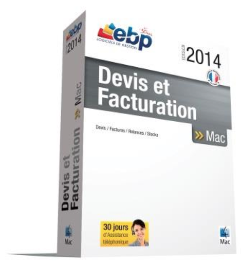 EBP Devis et Facturation Mac 2014