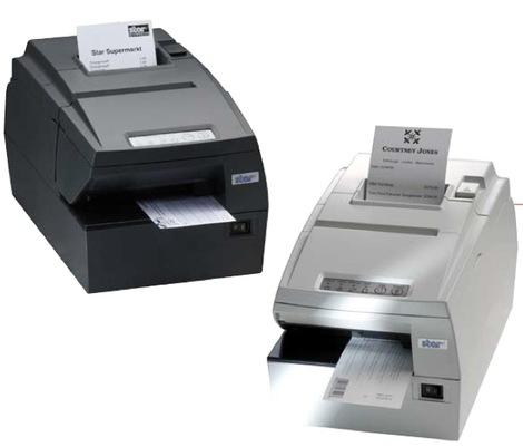imprimante de caisse multifonction Star HSP7000