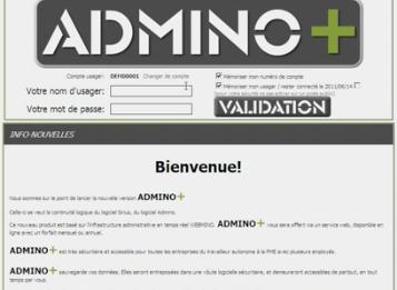 Admino +