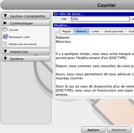 Logiciel De Caisse Et De Gestion Pour Mac Bedesk Express