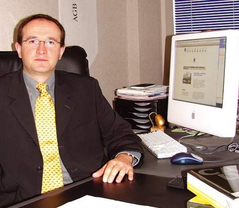 benoit griveau créateur du logiciel de gestion d'imprimerie Cadratin