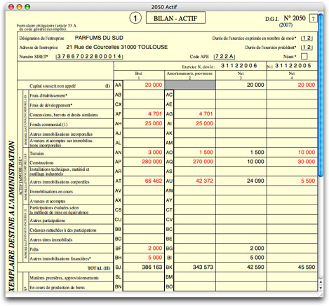 D finition liasse fiscale comptabilit - Cabinet d expertise comptable definition ...