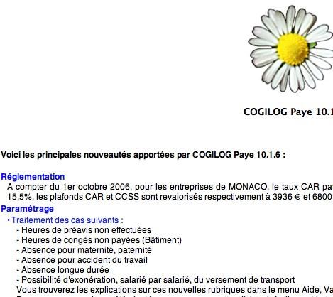 cogilog paye pro: les niveaux de paramétrages du cabinet d'expertise comptable