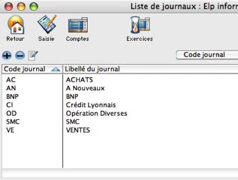 Dream Compta, le successeur du logiciel Alliance Comptabilit� (1) -- 29/12/05