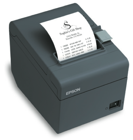 Imprimante-ticket Epson TM-T20 compatible MAC