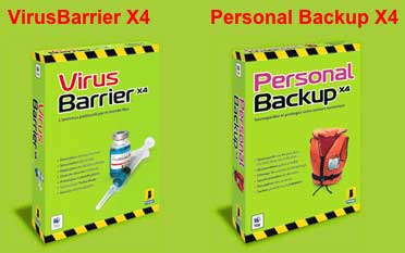 logiciel mac intego virrusbarrier x4 et personal backup x4