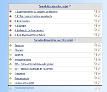 Mon business plan * -- 24/08/08