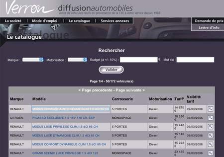 site web marchand fait sur mac