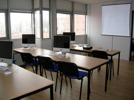Salle de formation de Services M.A.C. *