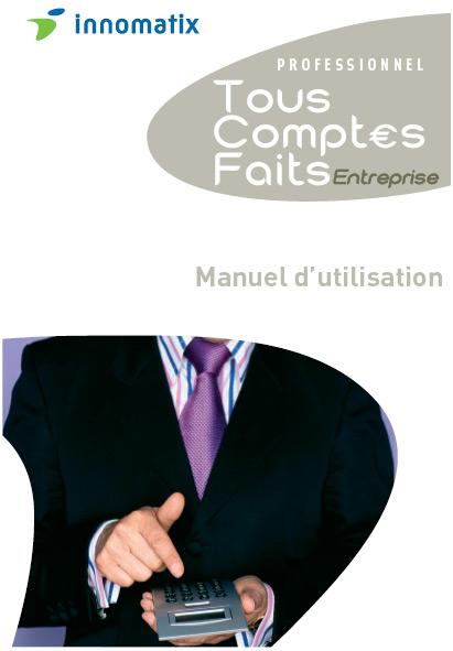 Manuel de Tous Comptes Faits Entreprise